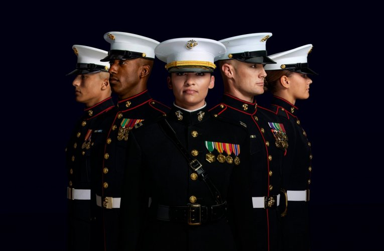 Just What Are The Marines Hiding?